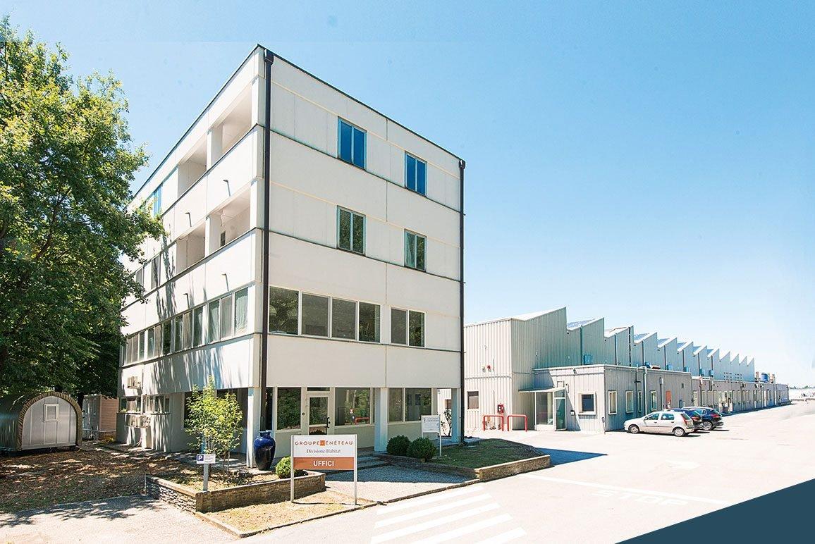 stabilimento di produzione case mobili IRM BHI