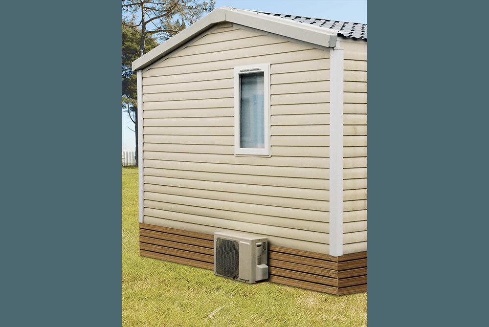 Predisposizione climatizzazione case mobili BHI IRM