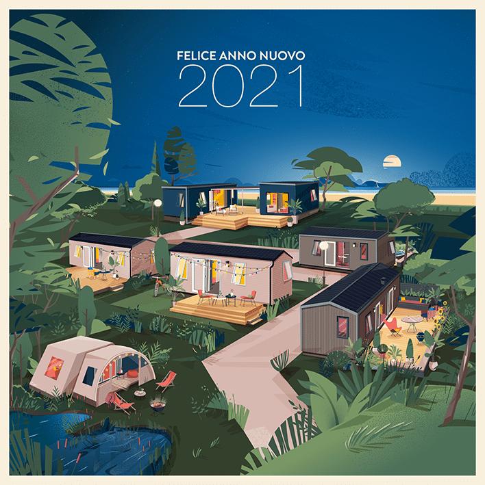 Felice Anno Nuovo 2021 !