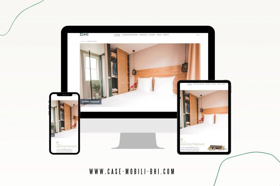 New BHI website